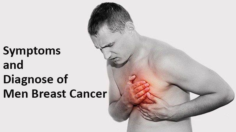 What Are The Symptoms Of Men Breast Cancer How To Diagnose Breast